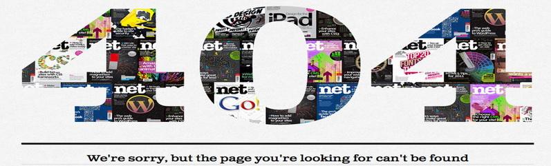 Шаблон 404