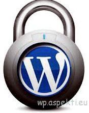 защитить wordpress