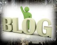 Зарегистрировать блог
