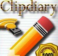 Clipdiary, менеджер буфера обмена на каждый день.