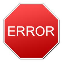 ошибки wordpress