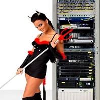 Перенести сайт на другой сервер.