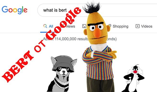BERT от Google