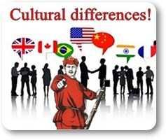 Культурные различия
